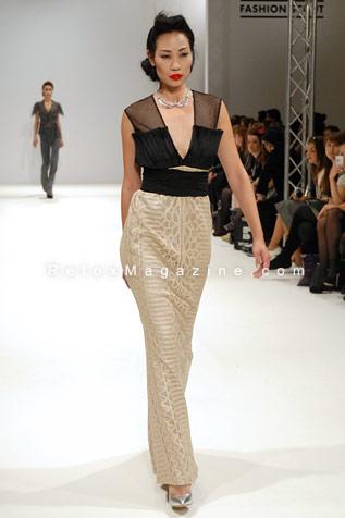 Rohmir SS14 Catwalk - London Fashion Week, image17