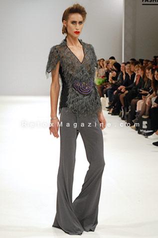 Rohmir SS14 Catwalk - London Fashion Week, image18