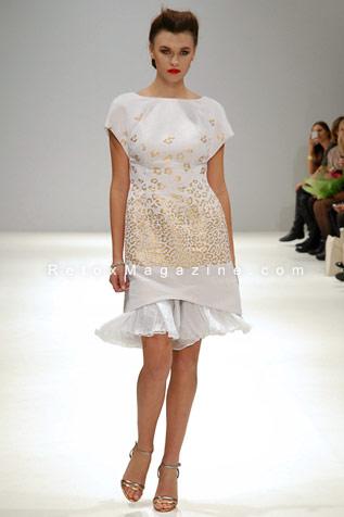 Rohmir SS14 Catwalk - London Fashion Week, image2