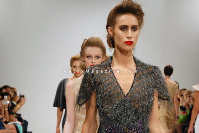 Rohmir SS14 Catwalk - London Fashion Week, image22