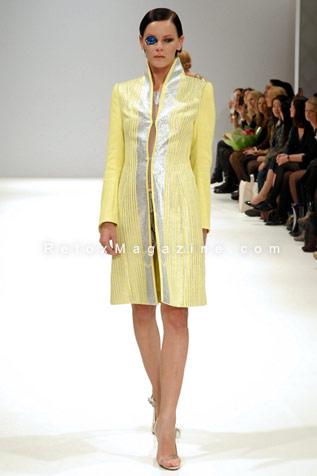 Rohmir SS14 Catwalk - London Fashion Week, image3
