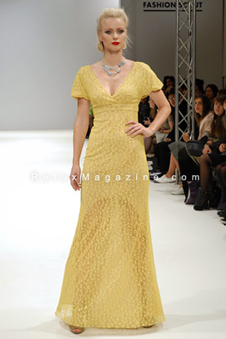 Rohmir SS14 Catwalk - London Fashion Week, image4