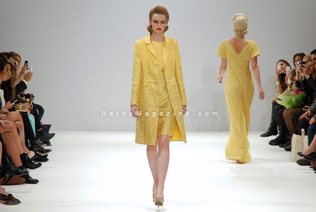 Rohmir SS14 Catwalk - London Fashion Week, image5