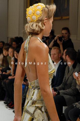 Rohmir SS14 Catwalk - London Fashion Week, image7