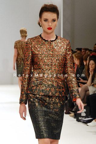 Rohmir SS14 Catwalk - London Fashion Week, image9