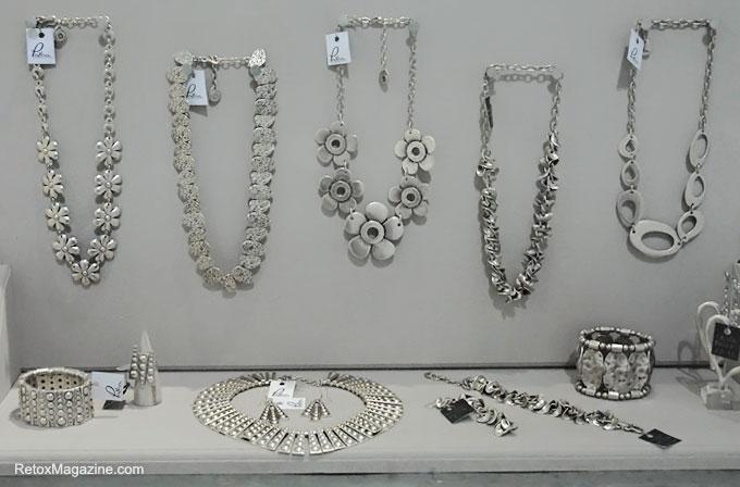 Pasha Jewellery - jewellery on display
