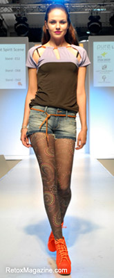 Catwalk at Pure London - Spring/Summer 2012 collections