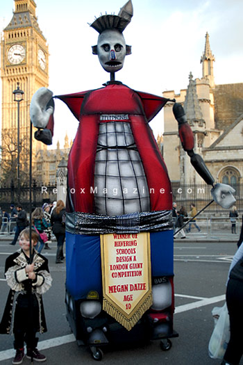 London New Years Day Parade 2013, image 10