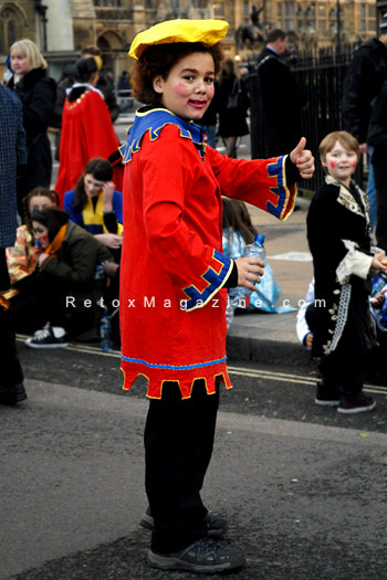 London New Years Day Parade 2013, image 13