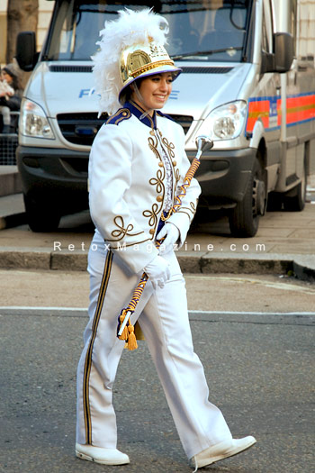 London New Years Day Parade 2013, image 23