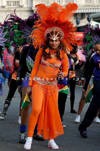 London New Years Day Parade 2013, image 24