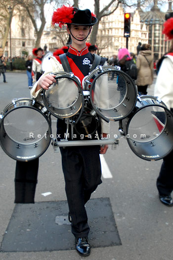 London New Years Day Parade 2013, image 27