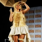 Eurocosplay Championships held at MCM Expo Comic Con in London – entry from Estonia as Chii from Chobits