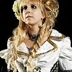 Eurocosplay Championships held at MCM Expo Comic Con in London – entry from Switzerland as Hizaki from Versailles