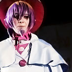 Eurocosplay Championships held at MCM Expo Comic Con in London – entry from Slovakia as Mephisto Pheles from Ao No Exorcist