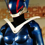 Eurocosplay Championships held at MCM Expo Comic Con in London – entry from England as Priss from Bubblegum Crisis 2040