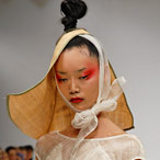 Ji Cheng SS13 collection - London Fashion Week